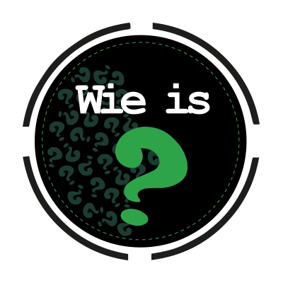 logo Wie is de