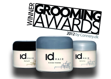 Id Hair winner Grooming Awards