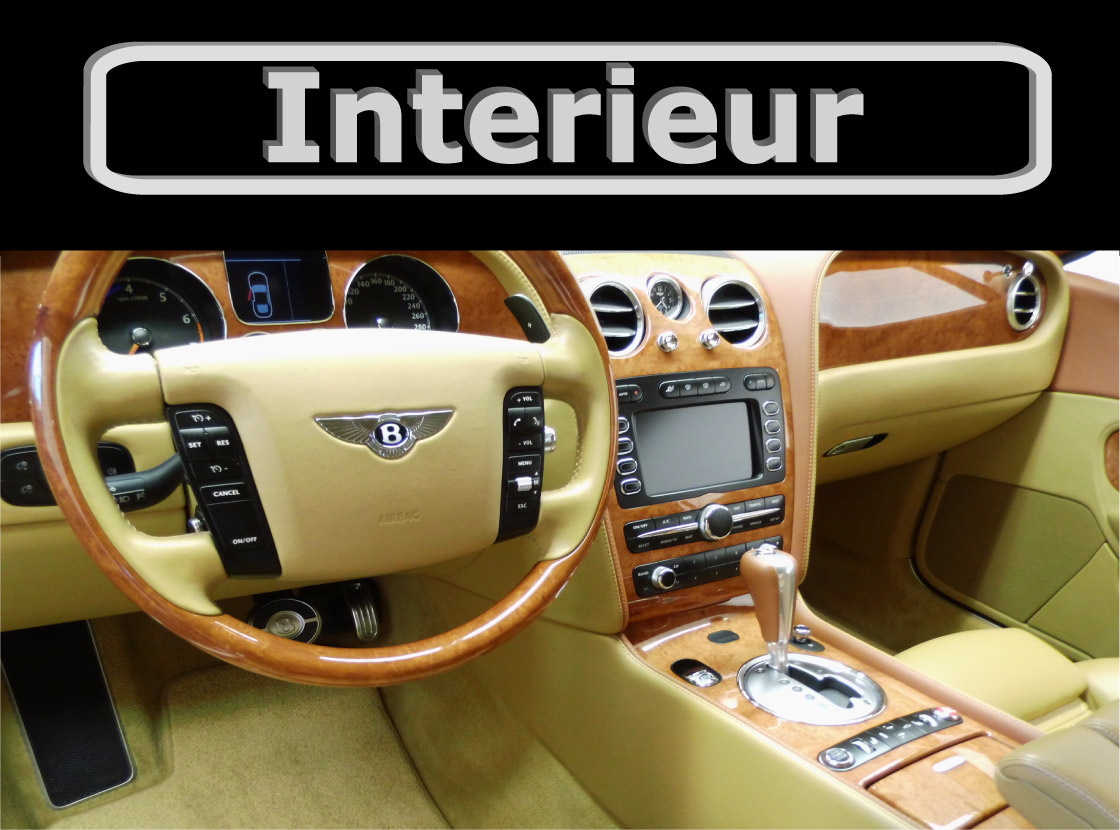 quality-shine - Interieur