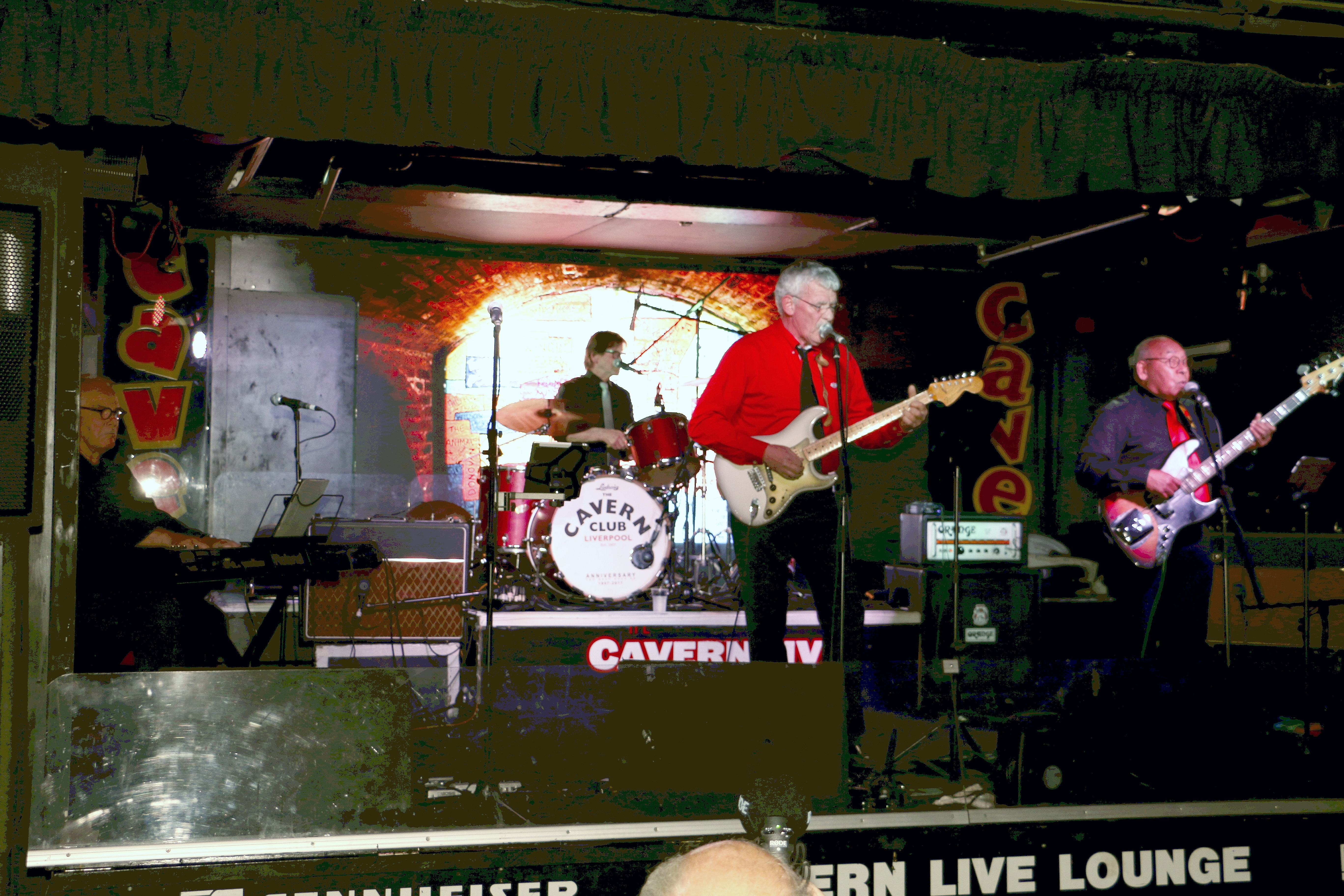 Predilection in de Cavern Club Liverpool