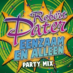 RobertPaterEenzaamParty150