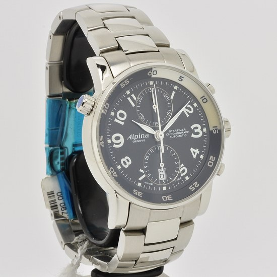 Alpina Watch Startimer Chronograph