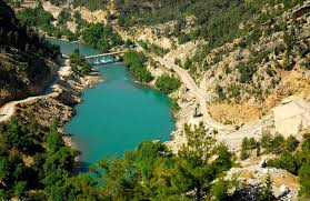 Green Canyon excursie Alanya