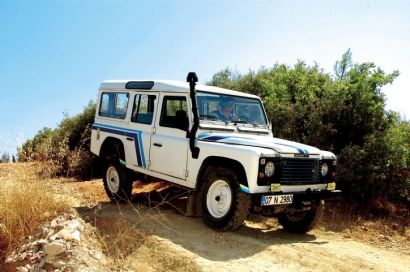 Jeep safari Marmaris en Icmeler