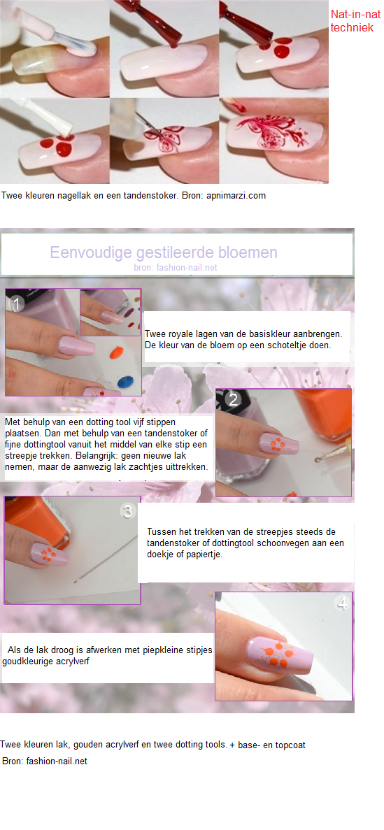 nailart beginner tutorials