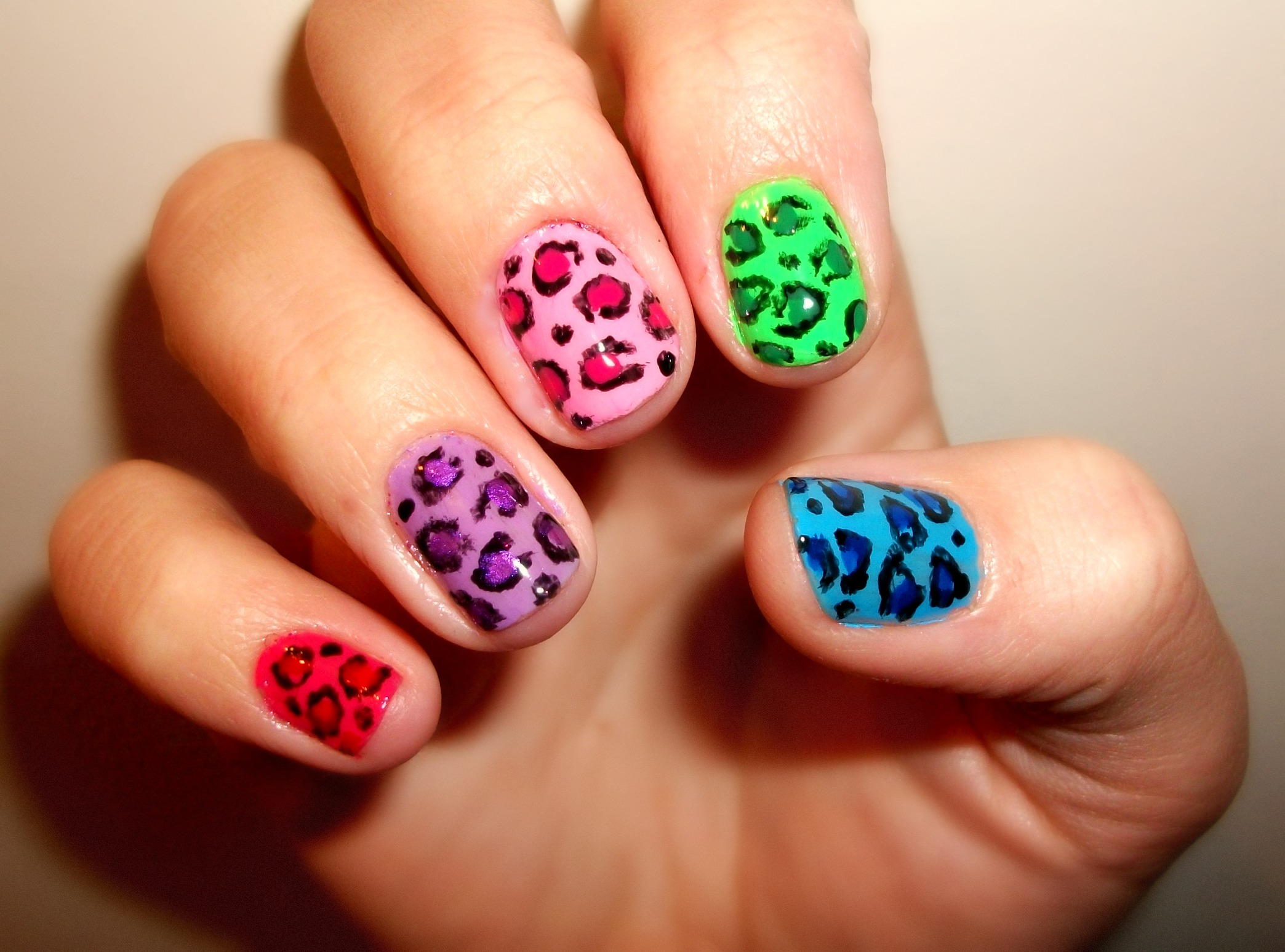 Nails Art Easy Wallpaper