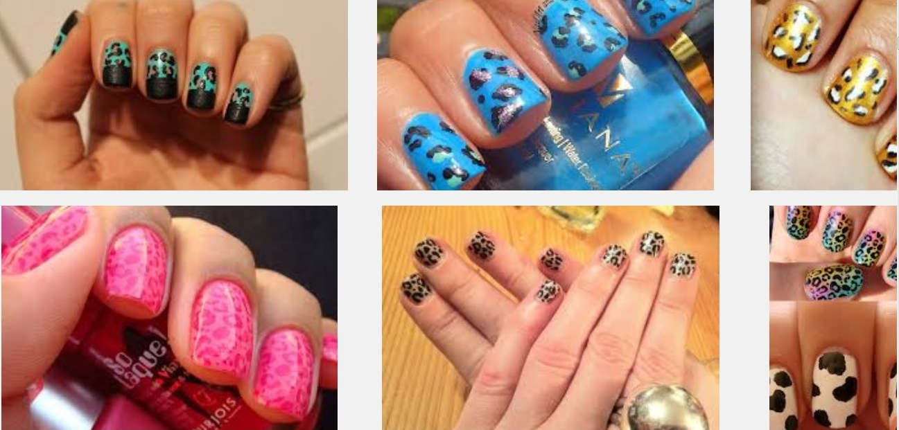 nailart panter