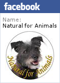 Facebook Natural for Animals