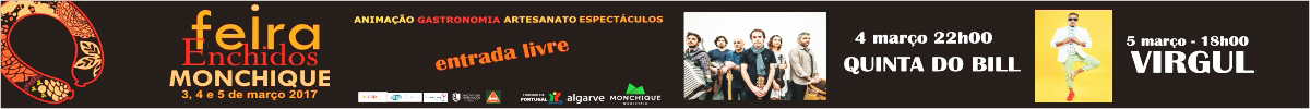 driedaags feest in Monchique- costa vicentina